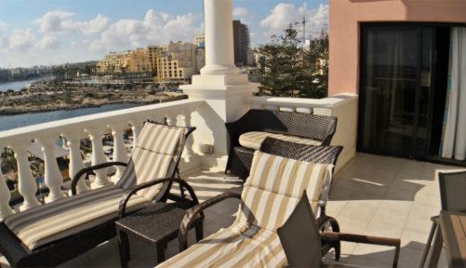 【マルタのSPGホテル徹底比較】「ウェスティン」と「メリディアン」どっちがおすすめ?【マリオット】