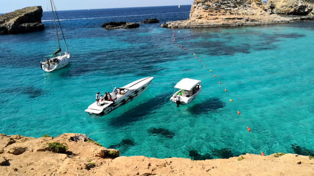 flying boat comino malta