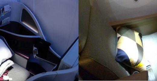 カタール航空とエティハド航空のビジネスクラスを徹底比較!(搭乗記・一部エミレーツ航空も)