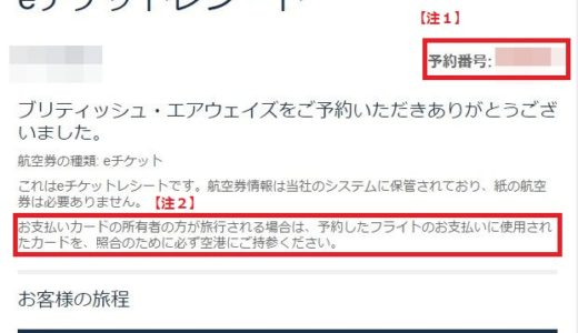 【BA特典航空券】JAL国内線チェックイン時における注意事項など(国際線ルール適用のため)