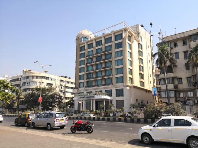ムンバイのインターコンチネンタルホテル