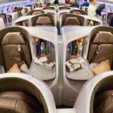 シンガポール航空 ビジネスクラス 搭乗記 787-10 評判